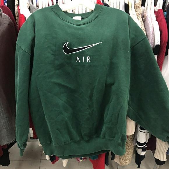 Air Crewneck Vintage Poshmark Shirts Nike Sweatshirt ZEwq6tU